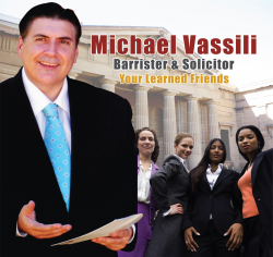 Michael Vassili Barristers & Solicitors
