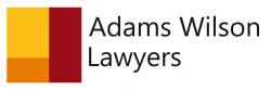 Adams Wilson Lawyers