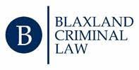 Blaxland Criminal Law