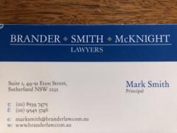 Brander Smith McKnight Lawyers