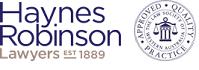 Haynes Robinson