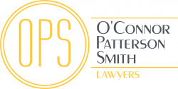 O'Connor Patterson Smith Lawyers