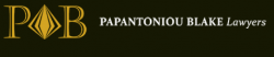 Papantoniou Blake Lawyers